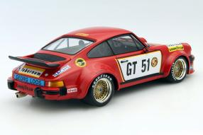 Modellauto Porsche 934 Hezemans 1976 1:18