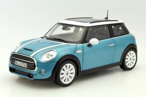 Mini Cooper S 1:18
