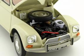 model car Citroën Dyane scale 1:18
