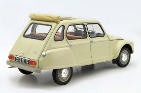 Modellautos Citroën Dyane Maßstab 1:18