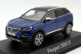 Peugeot 3008 1:43