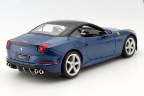 Modellauto Ferrari California T Maßstab 1:18