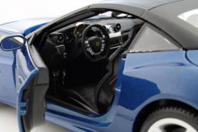 model car Ferrari California T scale 1:18