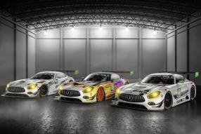 Mercedes-AMG GT3 für Riley Motorsports 2017
