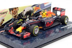 Red Bull 2016 Max Verstappen 1:43