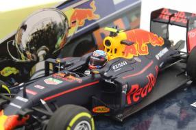 model car Max Verstappen Red Bull F1 2016 scale 1:43