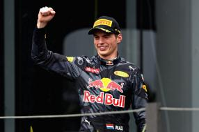 Max Verstappen by Mark Thompson / Getty Images / Red Bull Content Pool