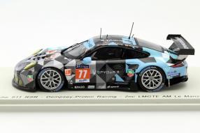Modelcar Porsche 911 RSR 1:43 Dempsey