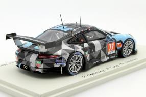 Modellautos Porsche 911 RSR 1:43 Dempsey