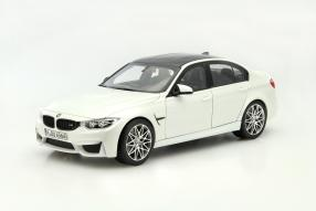 BMW M3 F80 Competition Paket 1:18