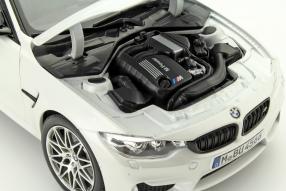 Modellauto BMW M3 F80 Competition Paket 1:18