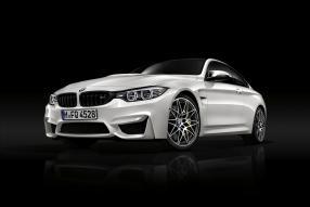 BMW M3 F80 Competition Paket