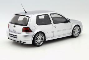 model car VW Golf IV R32 scale 1:18