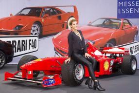 70 Jahre Ferrari #EssenMotorShow 2016