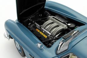 Modellauto Mercedes-Benz 300 SL Maßstab 1:18