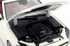 Model car Mercedes-Benz C-Class Cabriolet A 205 scale 1:18