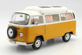 VW T2 Campingbus 1:18