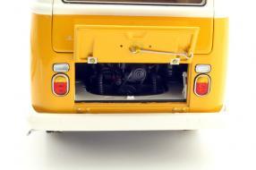 #Modellauto #VW #T2 #Campingbus Maßstab 1:18
