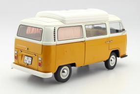 model car VW T2 Camper scale 1:18