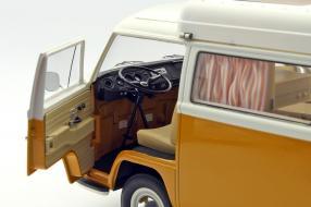 Schuco VW T2 Campingbus 1:18