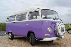 VW T2 Camper 1967 by grassrootsgroundswell