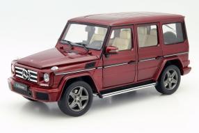 Mercedes-Benz G-Klasse iScale 1:18