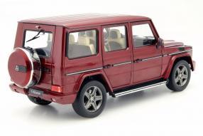 Modellauto #MercedesBenz G-Klasse iScale Maßstab 1:18