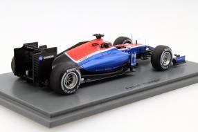 Modellautos Manor MRT05 Pascal Wehrlein 1:43