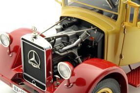 modelcars Mercedes-Benz LO 2750 1934 1:18