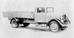 Mercedes-Benz LO 2750 1934