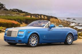 Rolls Royce Drophead Coupé Waterspeed Edition