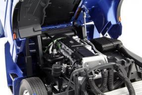 Modellautos Mercedes-Benz Actros GigaSpace 1:18