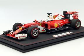 Ferrari SF16-H Formel 1 Vettel 2016 1:18