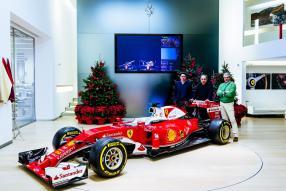 Ferrari Christmastime-Meeting 2016