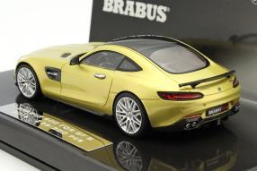 Modellautos Brabus 600 GT S Maßstab 1:43
