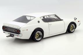 Nissan Skyline GT-R 1973 1:18