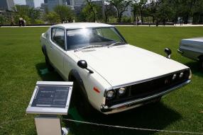 Nissan Skyline GT-R 1973