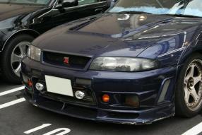Nissan Skyline GT-R 400R Front