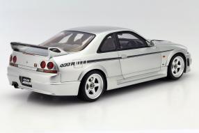 Model cars Nissan Skyline GT-R 400R scale 1:18