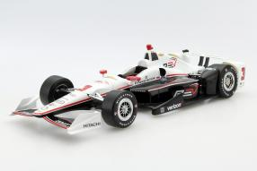 Model cars IndyCar Series Helio Castroneves 2016 1:18