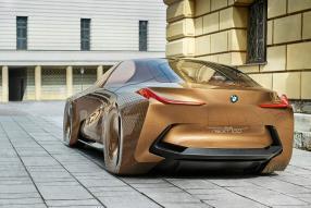 #BMW #Vision #Next 100 2016