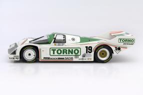model cars #Porsche 962 1:18 #Stefan #Bellof 1:18