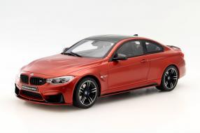 BMW M4 M Performance 1:18
