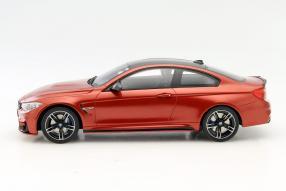 Modellauto BMW M4 M Performance 1:18