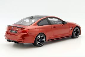 model cars #BMW #M4 M Performance scale 1:18
