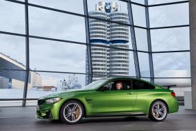 BMW M4 mit Marco Wittmann