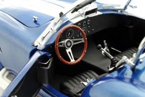Modellautos Shelby Cobra Maßstab 1:18