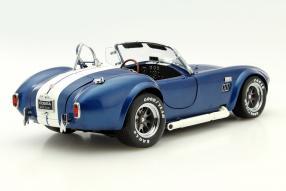 model cars Shelby Cobra scale 1:18