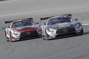 Mercedes-AMG GT3 2017 Dubai