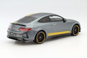 model cars Mercedes-AMG C 63 Edition 1 scale 1:18